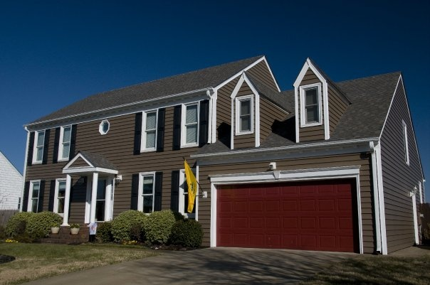 The Color Of The Siding Is Canyon Drift Call Us Today For A Free Quote And Information On Our