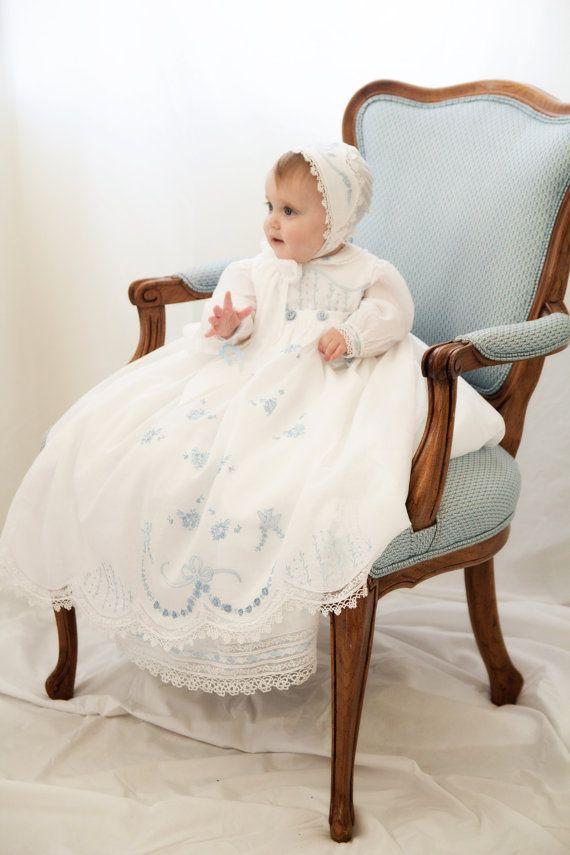 181 besten Taufkleider Bilder auf Pinterest   Taufe kleider ...