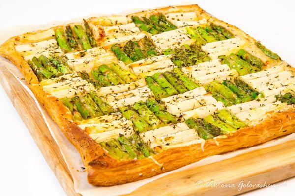 #pie #asparagus