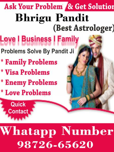 Best Top Famous Indian Astrologer & Astrology… | http://bhrigu