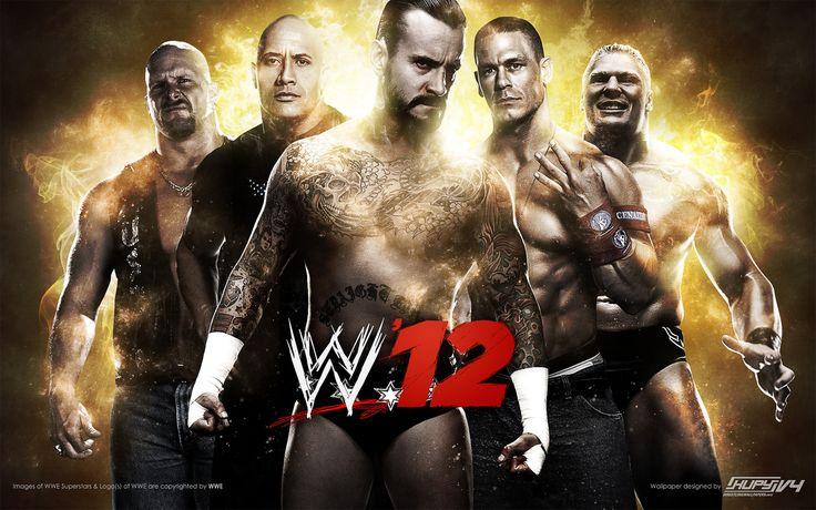 WWE The Rock Dwayne Johnson HD Wallpapers For Desktop