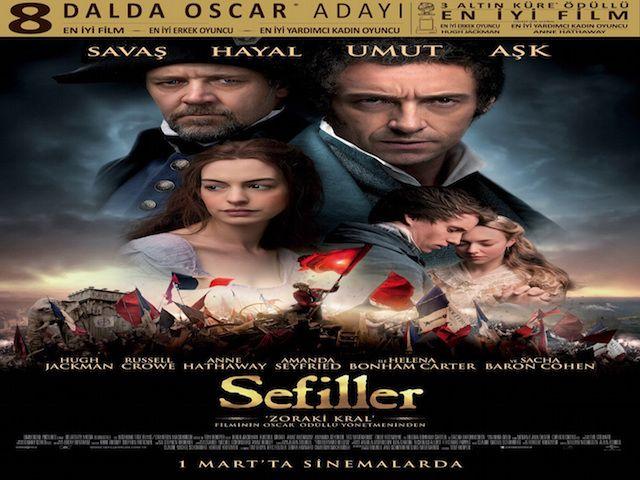 "Harika bir opera: ""Sefiller"" (Les Misérables)"
