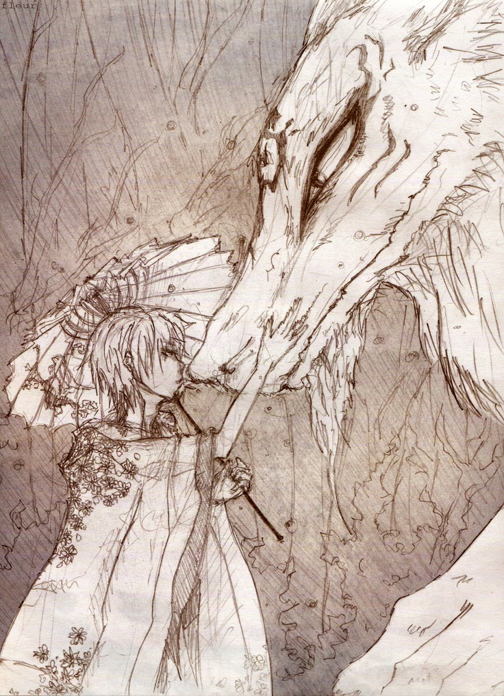 Natsumes Book of Friends :: Natsume and Madara by ~Fleuuuuuuur on deviantART