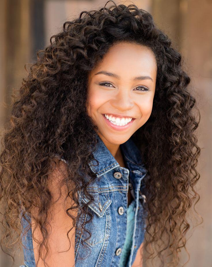 Love camp curly hair tgp blog girls