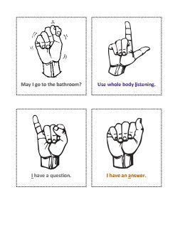 Bathroom In Sign Language 95 best sign language images on pinterest | american sign language