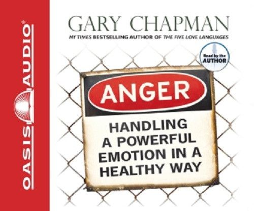 Anger by Dr. Gary Chapman CD