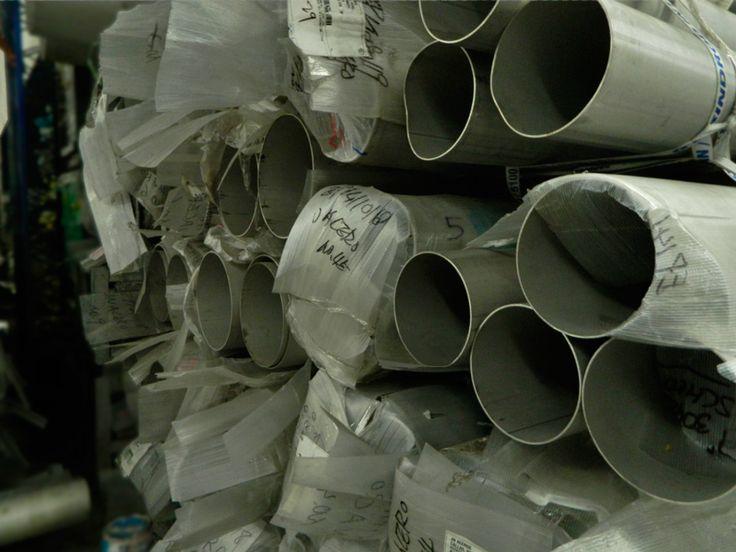 JN Aceros | Productos | Tubos de acero inoxidable