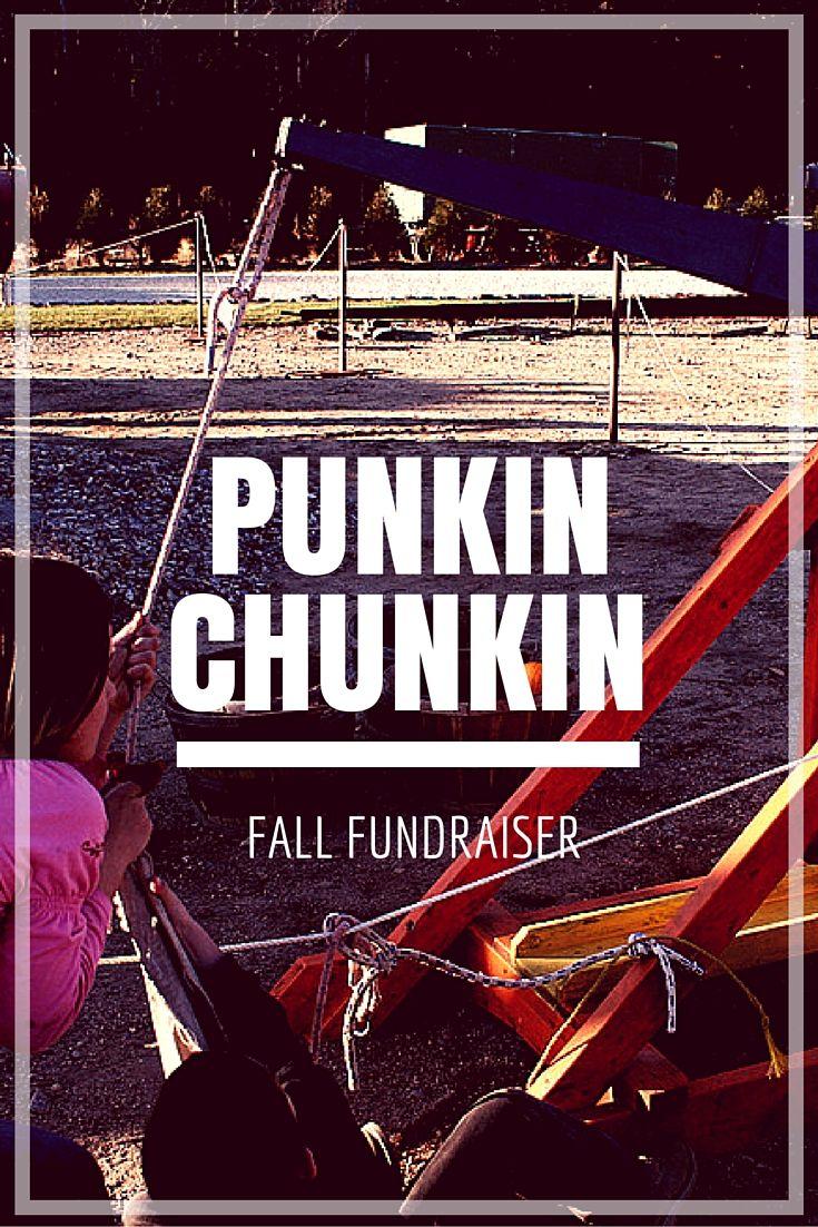 The Outrageously Fun Punkin Chunkin Fundraiser