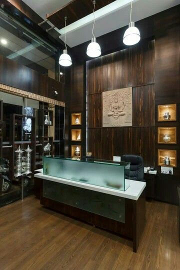 Enchanting India Silver jewelry shop at kolhapur done by cultural s interior designer