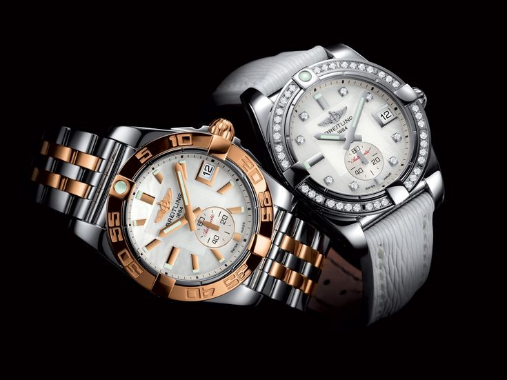 Breitling Galactic 36 Automatic - Swiss ladies' watch