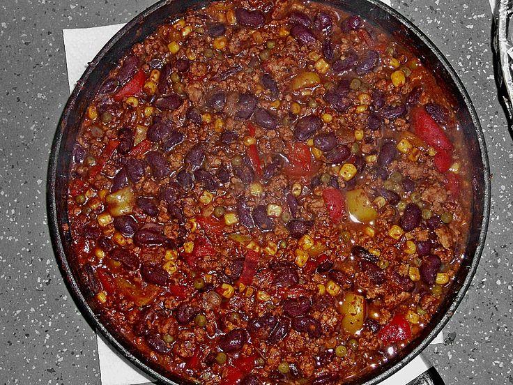 Beste rezepte chili con carne