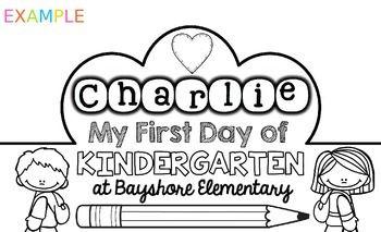 764 best Kindergarten September images on Pinterest