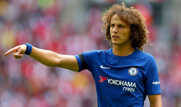 Chelsea news: David Luiz wet himself in challenge with Arsenal's Sead Kolasinac - Wilkins   via Arsenal FC - Latest news gossip and videos http://ift.tt/2wAkSly  Arsenal FC - Latest news gossip and videos IFTTT