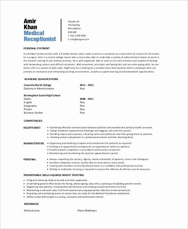 Pin On Top Resume Discriptions