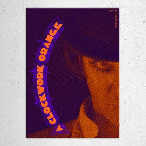 Black Friday Sale - Use code: BLACK Buy 2 get 30% OFF    |    3-4 get 37% OFF    |    5+ get 40% OFF. A Clockwork Orange movie Poster. #blackfriday #blackfriday2017 #movieposter #movie #aclockworkorange #gifts #cinema #homedecor #homegifts #sales #save #discount #family #home #geek #kubrick #film #art #pinterest #posters #giftsforher #giftsforhim #shopping #online #displate #39 #style #alexdelarge #milk