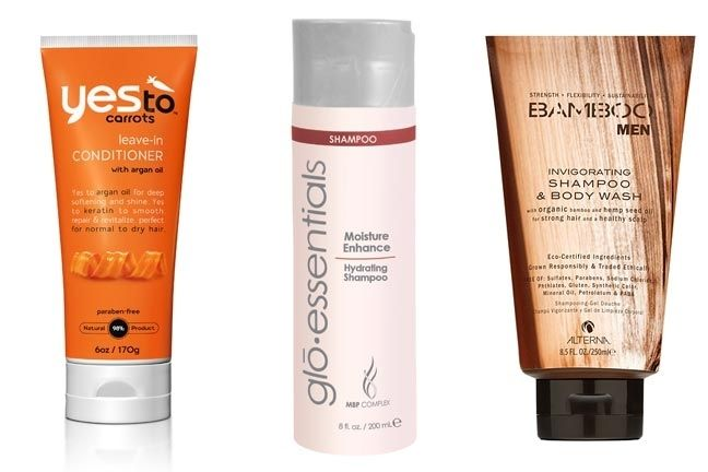 The best gluten-free shampoo, conditioner and hair products.
