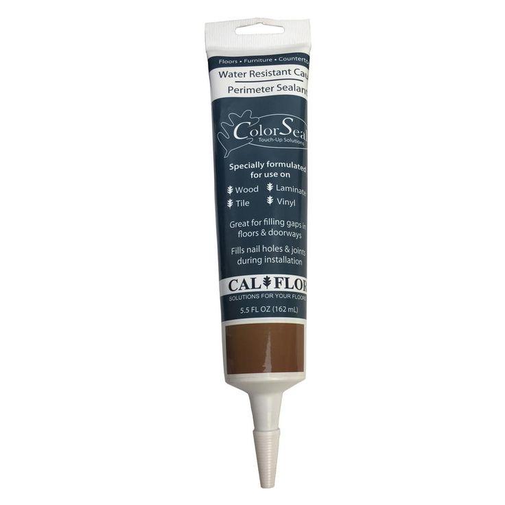 5.5 oz. ColorSeal Walnut Wood, Laminate, Tile, Stone and Vinyl Flexible Flooring Sealant