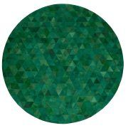 TRILOGIA - EMERALD  Literally the (emerald) jewel in the crown, this luscious Trilogia will reinvent and refresh your interior like nothing else. Out of this world and glam on a major scale!