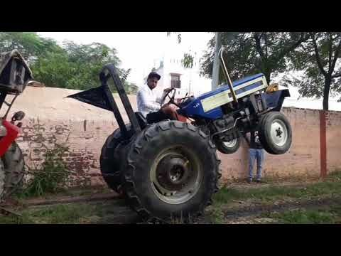 Tractor touchan   Testing