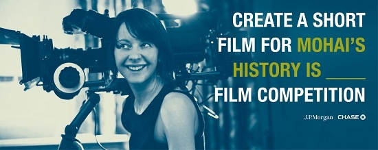 Mohai's 3rd Annual History Short Film Competition is now accepting submissions through March 31, 2013.
