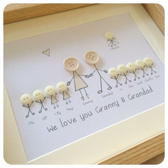 Family Frame - Family Tree 10 or more people £25.00