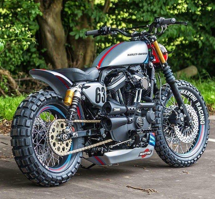 Fantastic Harley-Davidson  | Nice+Harley+Racing+Style