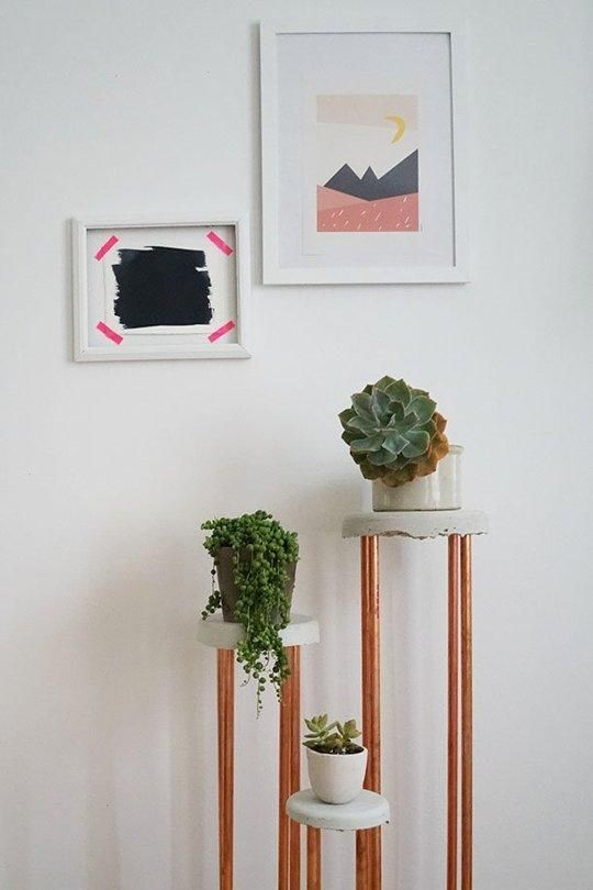 One Material 15 Ways Stylish Concrete DIY Projects for Home