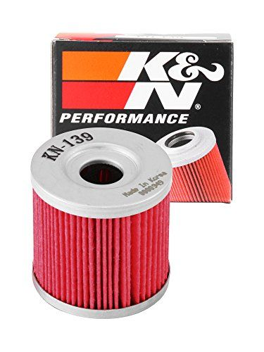 http://motorcyclespareparts.net/kn-kn-139-powersports-high-performance-oil-filter/K&N KN-139 Powersports High Performance Oil Filter