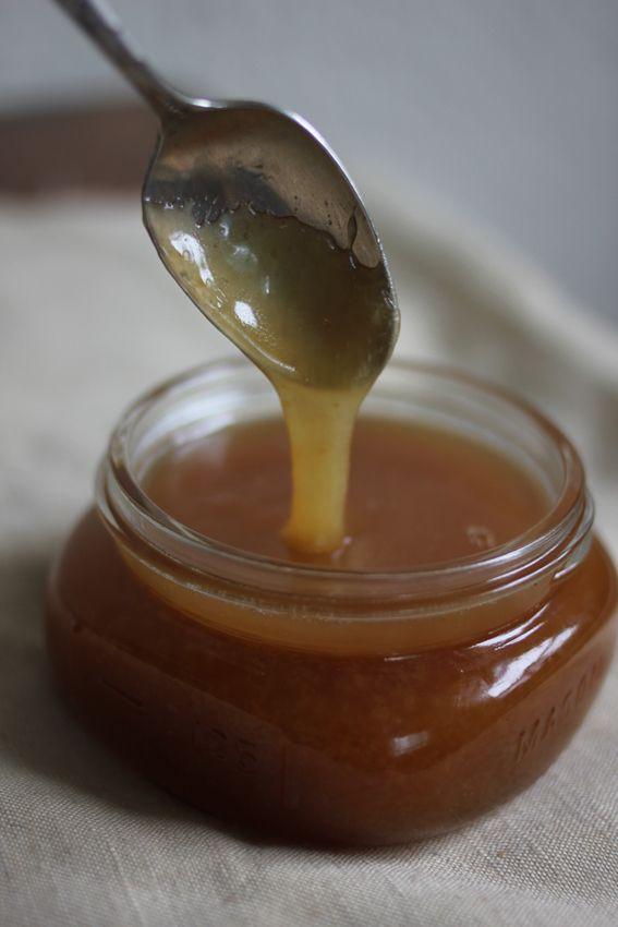Sweet Freedom: Coconut Milk Caramel Sauce (Lactose Free)
