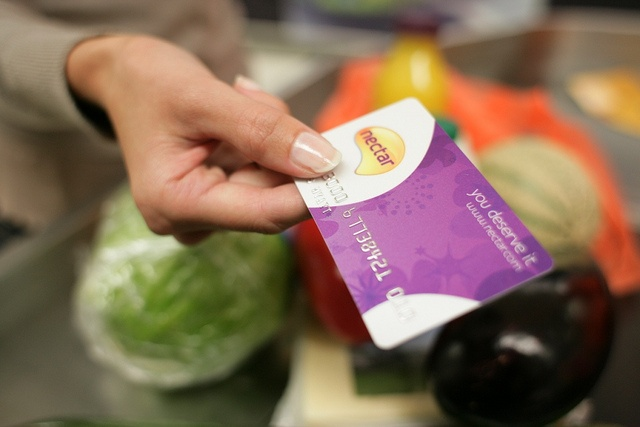 Nectar Loyalty Card by J Sainsbury, via Flickr