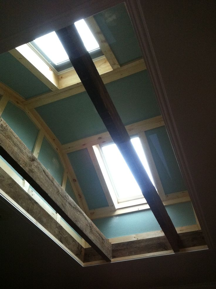 22 Best Images About Skylight Projects On Pinterest The