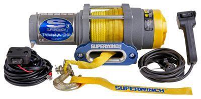 Superwinch Terra 25 SR ATV Winch