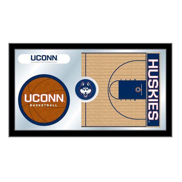 "UConn Huskies 15"" x 26"" Basketball Mirror - $64.99"