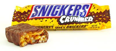 Snickers Cruncher - Candy Blog