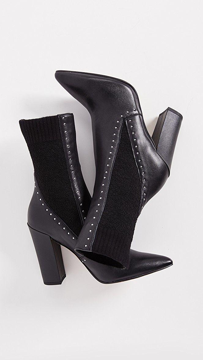 a55c11cdc38ce9 Dolce Vita Echo Block Heel Boots