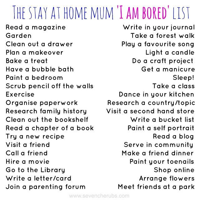 what to do when your bored - Google Search