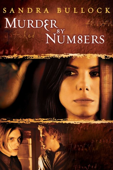 sandra bullock movie posters | Murder By Numbers Poster Artwork – Sandra Bullock, Ryan Gosling ...