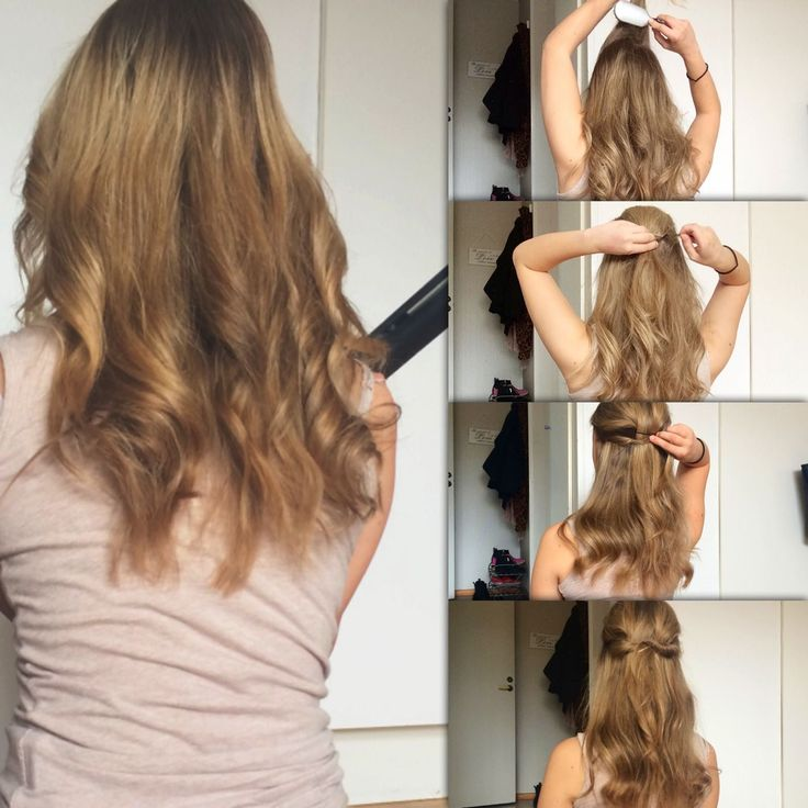 Sara Gabriella: Snabb & enkel frisyr!
