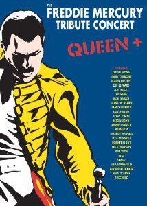 AmazonSmile: Freddie Mercury Tribute Concert: Freddie Mercury: Movies & TV