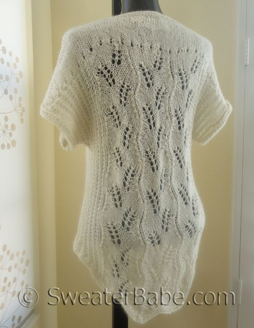 Knitting Pattern Naming Contest! Name this pattern and you could win 3 months of knitting patterns from SweaterBabe! #SweaterBabe.com