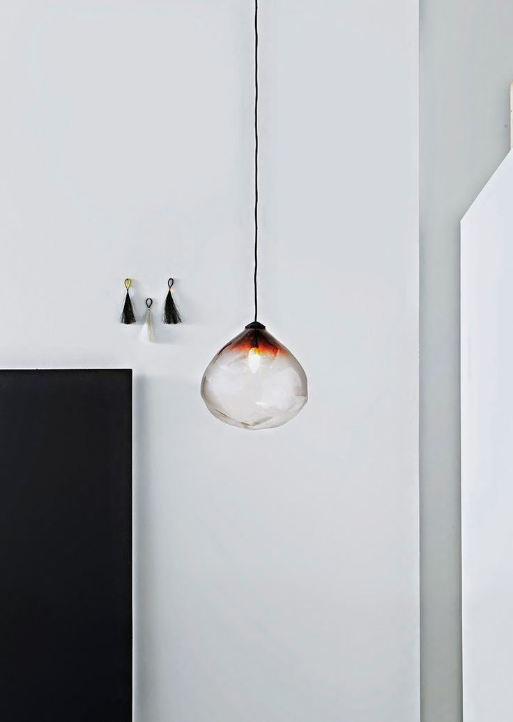 light - parison pendant