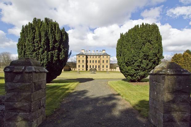 Melville House, Scotland