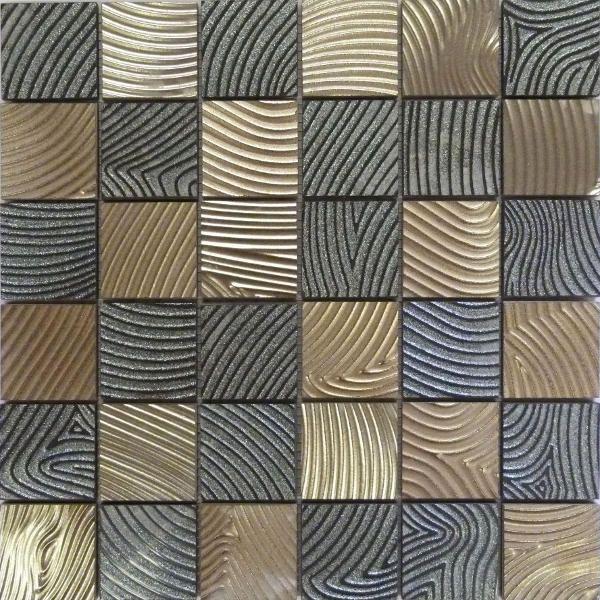 13 best Armatile Mosaics Metallic Mosaics images on Pinterest