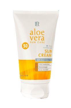 Aloe Vera Sun intenzív naptej LSF 50