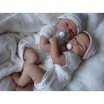 Boneca Bebe Reborn Detalhes Reais Gemeos