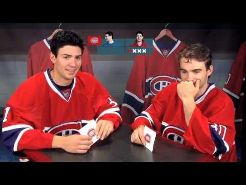 """Carey Price and Peter Budaj find out who knows the other better in this edition of """"Who Knows You Best?"""""""