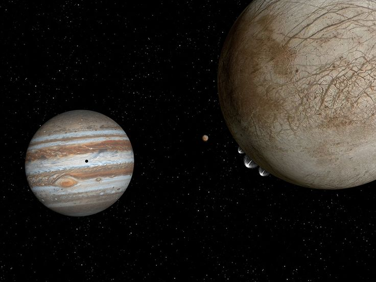 HubbleSite - NewsCenter - NASA's Hubble Spots Possible Water Plumes Erupting on Jupiter's Moon Europa (09/26/2016) - Release Images