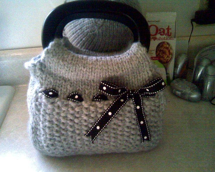 Cutest purse on loom EVER!!!!!