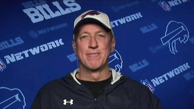 Jim Kelly: Bills are a 'no-nonsense team' this season under Sean McDermott