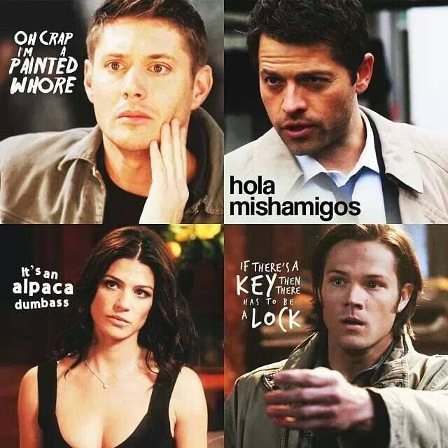 1000+ ideas about Funniest Supernatural Episodes on Pinterest ...